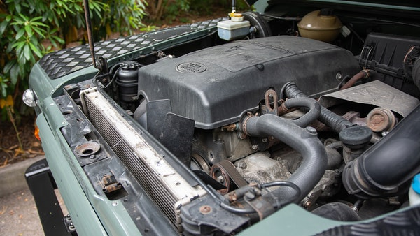 1999 Land Rover Defender 90 For Sale (picture 121 of 159)