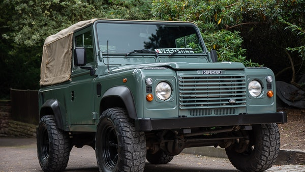 1999 Land Rover Defender 90 For Sale (picture 1 of 159)