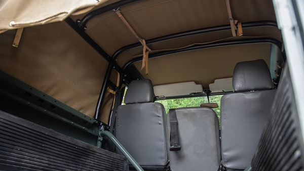 1999 Land Rover Defender 90 For Sale (picture 44 of 159)