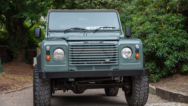 1999 Land Rover Defender 90 For Sale (picture 3 of 159)