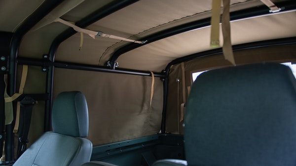 1999 Land Rover Defender 90 For Sale (picture 24 of 159)