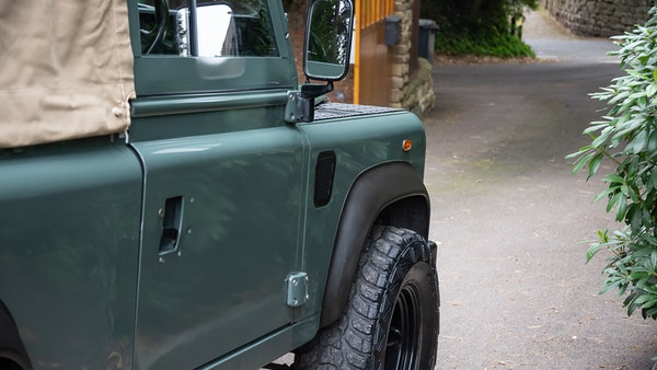 1999 Land Rover Defender 90 For Sale (picture 89 of 159)