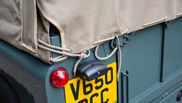 1999 Land Rover Defender 90 For Sale (picture 76 of 159)