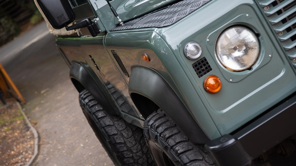 1999 Land Rover Defender 90 For Sale (picture 107 of 159)