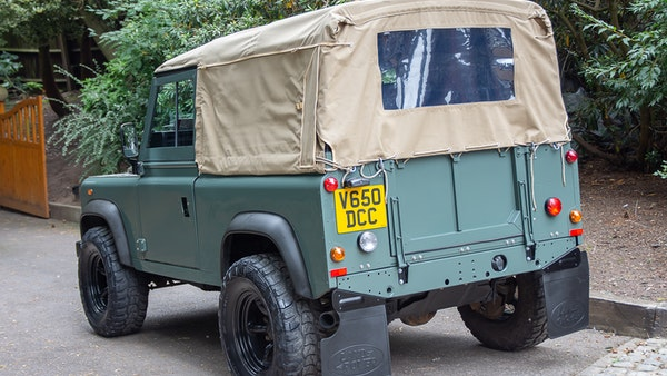 1999 Land Rover Defender 90 For Sale (picture 5 of 159)