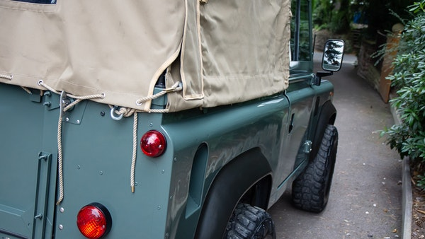 1999 Land Rover Defender 90 For Sale (picture 88 of 159)