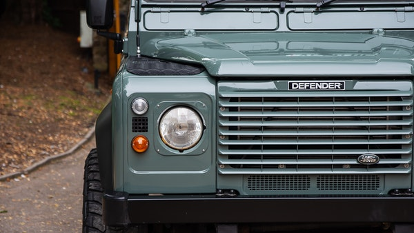 1999 Land Rover Defender 90 For Sale (picture 106 of 159)