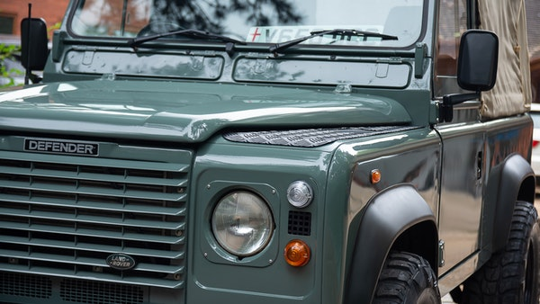 1999 Land Rover Defender 90 For Sale (picture 68 of 159)