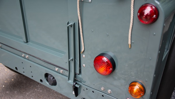 1999 Land Rover Defender 90 For Sale (picture 101 of 159)