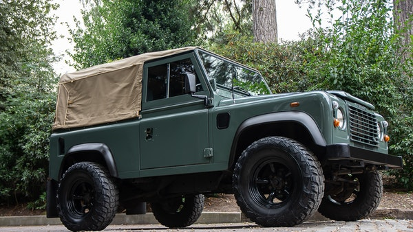 1999 Land Rover Defender 90 For Sale (picture 6 of 159)