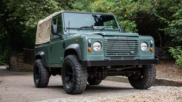 1999 Land Rover Defender 90 For Sale (picture 7 of 159)