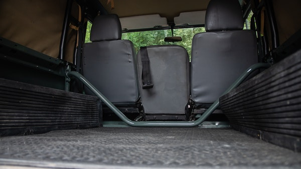 1999 Land Rover Defender 90 For Sale (picture 45 of 159)