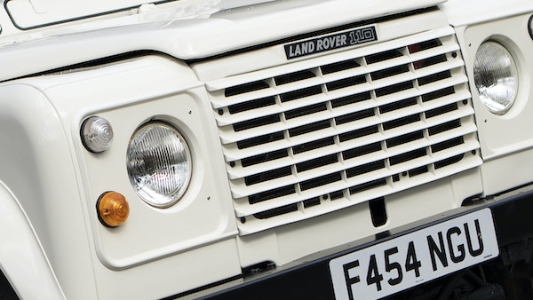 1989 Land Rover Defender 110 County V8 For Sale (picture 48 of 137)