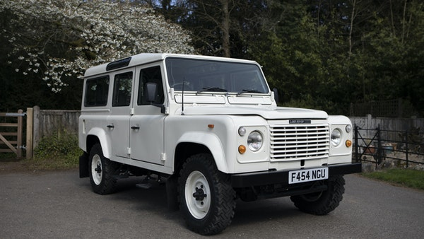 1989 Land Rover Defender 110 County V8 For Sale (picture 1 of 137)