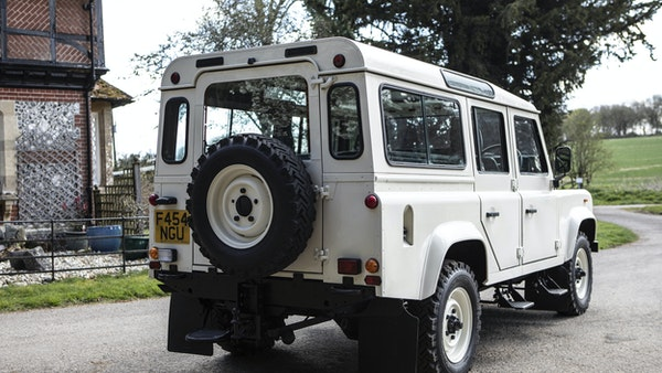 1989 Land Rover Defender 110 County V8 For Sale (picture 18 of 137)