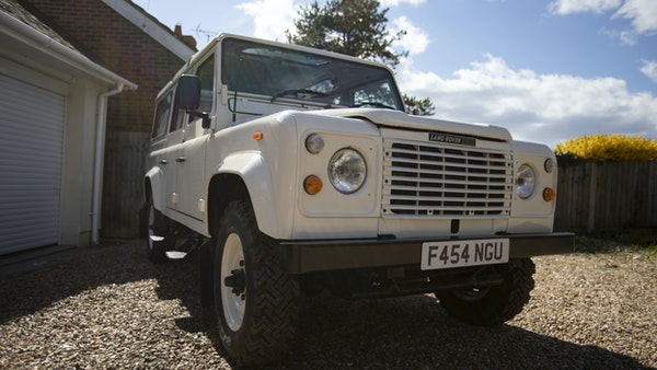 1989 Land Rover Defender 110 County V8 For Sale (picture 7 of 137)