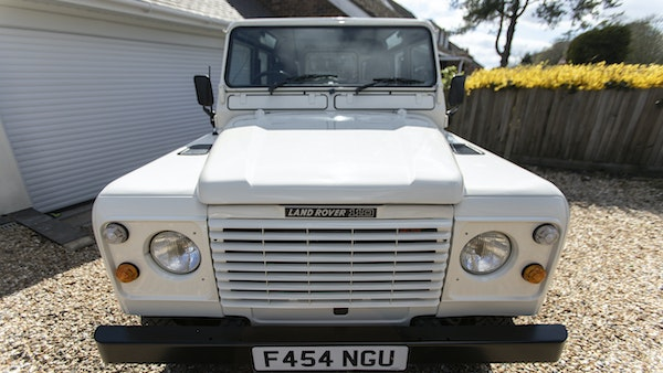 1989 Land Rover Defender 110 County V8 For Sale (picture 50 of 137)