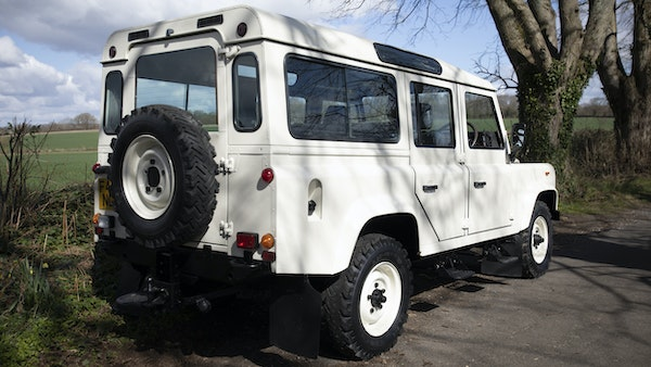 1989 Land Rover Defender 110 County V8 For Sale (picture 10 of 137)