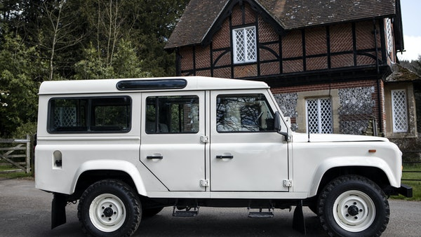 1989 Land Rover Defender 110 County V8 For Sale (picture 6 of 137)