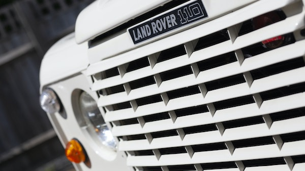 1989 Land Rover Defender 110 County V8 For Sale (picture 63 of 137)