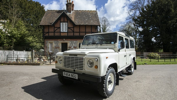 1989 Land Rover Defender 110 County V8 For Sale (picture 3 of 137)