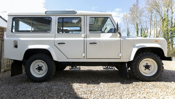 1989 Land Rover Defender 110 County V8 For Sale (picture 52 of 137)