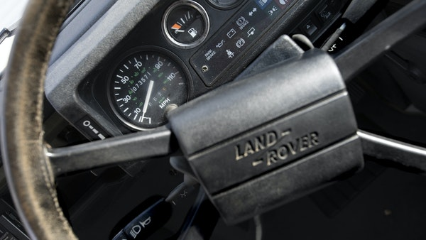 1989 Land Rover Defender 110 County V8 For Sale (picture 25 of 137)