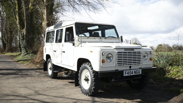 1989 Land Rover Defender 110 County V8 For Sale (picture 14 of 137)
