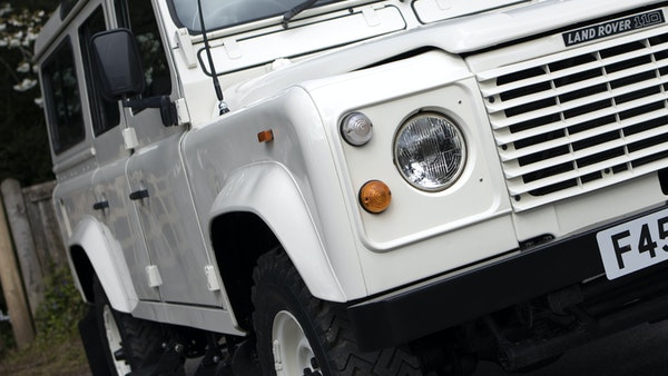 1989 Land Rover Defender 110 County V8 For Sale (picture 47 of 137)