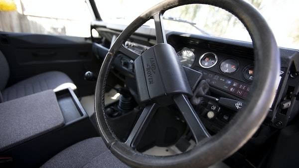 1989 Land Rover Defender 110 County V8 For Sale (picture 29 of 137)
