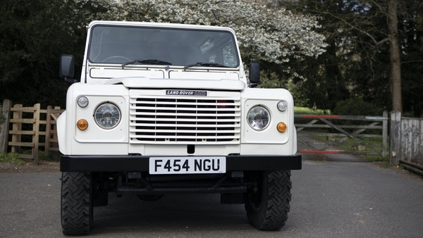 1989 Land Rover Defender 110 County V8 For Sale (picture 11 of 137)