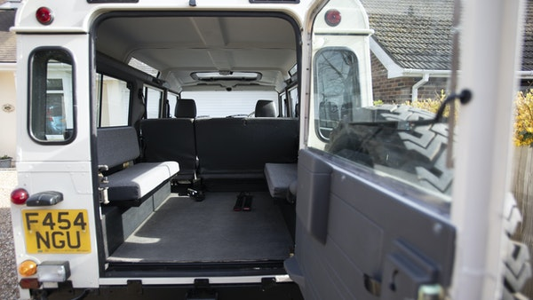 1989 Land Rover Defender 110 County V8 For Sale (picture 77 of 137)