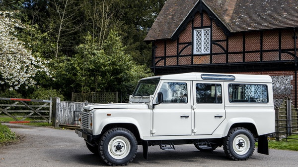1989 Land Rover Defender 110 County V8 For Sale (picture 4 of 137)