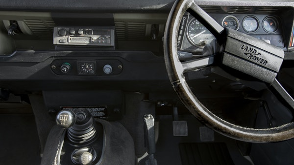1989 Land Rover Defender 110 County V8 For Sale (picture 31 of 137)