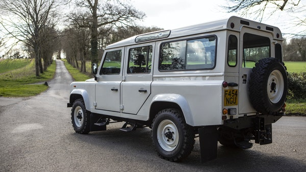 1989 Land Rover Defender 110 County V8 For Sale (picture 15 of 137)