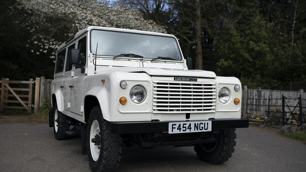 1989 Land Rover Defender 110 County V8 For Sale (picture 46 of 137)