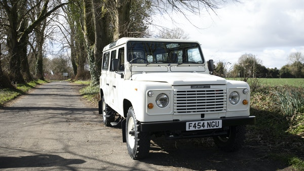 1989 Land Rover Defender 110 County V8 For Sale (picture 13 of 137)