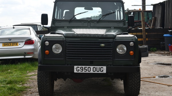 1990 Land Rover Defender For Sale (picture 15 of 143)