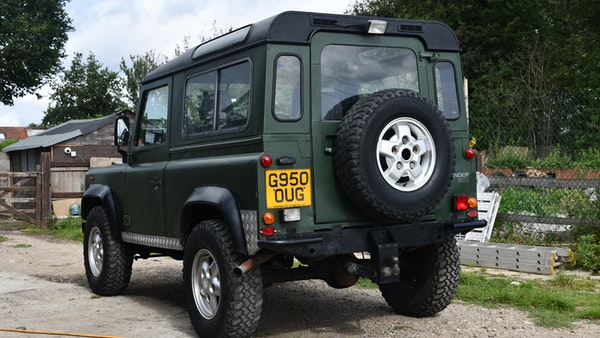 1990 Land Rover Defender For Sale (picture 22 of 143)