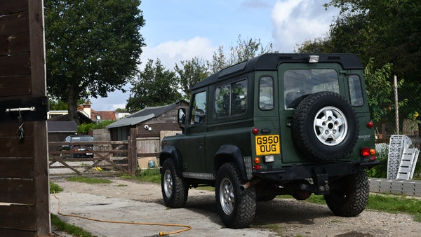 1990 Land Rover Defender For Sale (picture 27 of 143)