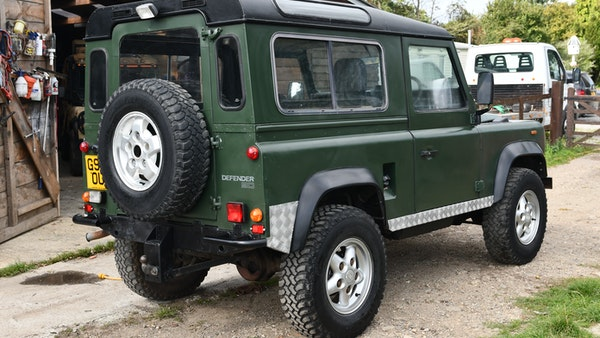 1990 Land Rover Defender For Sale (picture 20 of 143)