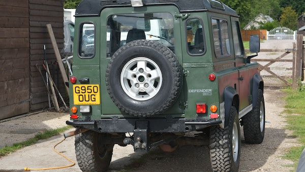 1990 Land Rover Defender For Sale (picture 25 of 143)