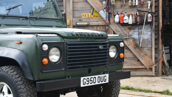 1990 Land Rover Defender For Sale (picture 91 of 143)