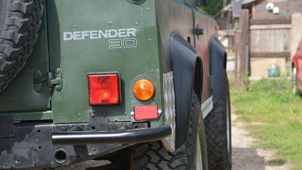 1990 Land Rover Defender For Sale (picture 94 of 143)