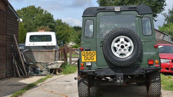1990 Land Rover Defender For Sale (picture 23 of 143)