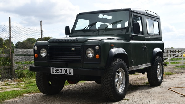 1990 Land Rover Defender For Sale (picture 7 of 143)