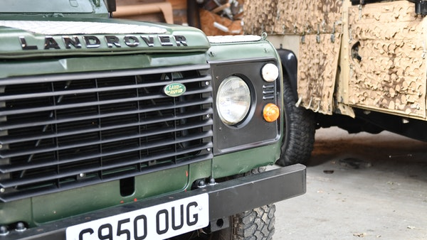 1990 Land Rover Defender For Sale (picture 83 of 143)