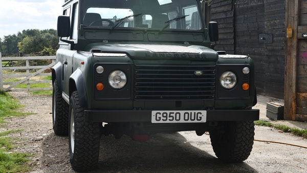 1990 Land Rover Defender For Sale (picture 10 of 143)