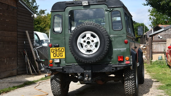 1990 Land Rover Defender For Sale (picture 24 of 143)
