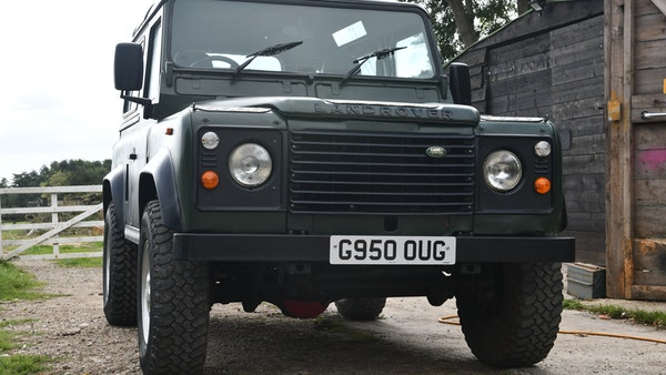 1990 Land Rover Defender For Sale (picture 13 of 143)